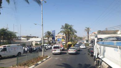 Photo of 5 اصابات بحادث طرق بالقرب من السوق في الطيرة