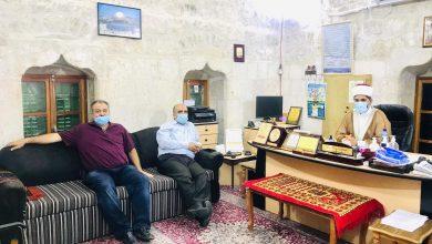 Photo of جمعية الأقصى تلتقي بمدير الأقصى وتؤكد على الحفاظ على تعليمات الوقاية من الكورونا