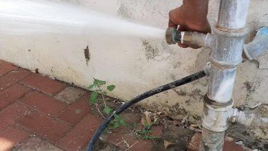 Photo of مياه وادي عارة: هذه هي حقيقة المياه الملوّنة في بعض احياء الطيبة