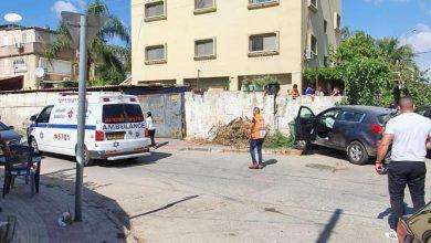 Photo of 5 اصابات بحادث طرق في مدينة قلنسوة