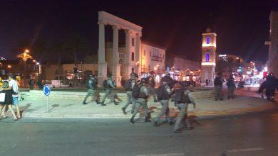 Photo of يافا: تجدد المواجهات في اعقاب تجريف مقبرة الإسعاف | فيديو