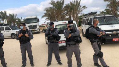 Photo of قوات الهدم تقتحم قرية الصيادين في جسر الزرقاء