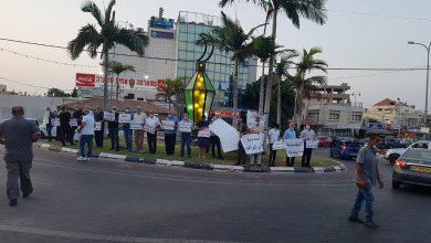 Photo of العشرات من سكان الطيرة تظاهروا ضد هدم البيوت..منصور: اين البلدية