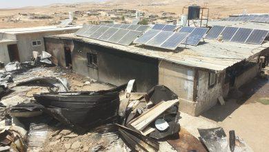 Photo of إصابة سيدتين إثر إندلاع حريق في منزل في تل عراد