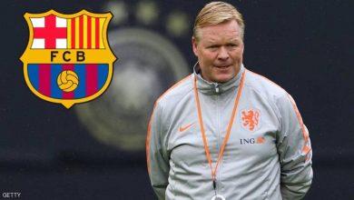 صورة برشلونة يختار مدربه الجديد