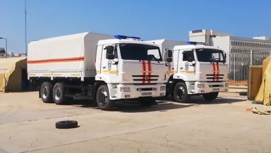 Photo of القوات الجوية الروسية تنصب مستشفى ميدانيا في بيروت لمساعدة المتضررين