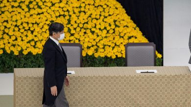 """Photo of إمبراطور اليابان يعرب عن """"ندمه الشديد"""" في الذكرى 75 لاستسلام بلاده"""