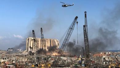 Photo of انفجار بيروت: 300 ألف لبناني بلا مأوى والخسائر بالمليارات
