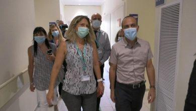 """Photo of البروفيسور جامزو: """"لوزارة الصحة القدرة على التغلب على أزمة الكورونا دون المسّ بتوازنها"""""""