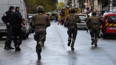 """صورة باريس.. هجوم قرب مقر """"شارلي إبدو"""" ومصابان في حالة خطيرة"""