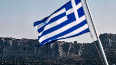 """صورة بعد حادثة """"العلم"""".. اليونان تطالب تركيا بالتحقيق"""