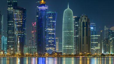صورة قطر تؤكد موقفها الثابت بإنهاء الاحتلال وإقامة دولة فلسطينية