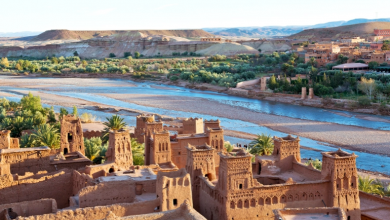 صورة العمارة الترابية في المغرب.. أبنية تحتضن ثقافة تاريخية