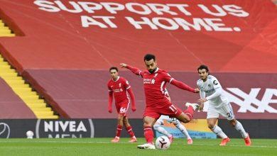 صورة محمد صلاح يقود ليفربول لفوز مثير على ليدز