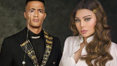 صورة هل من عمل قريب سيجمع بين هيفاء وهبي ومحمد رمضان؟