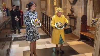 صورة الأميرة يوجيني ترفض عرض جدتها الملكة بمنح طفلها الأول لقباً ملكياً.. فما هو السبب؟