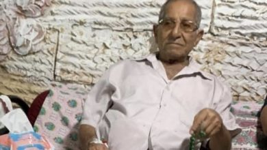 """صورة البقاء لله –  الحاج حسين عبد اللطيف عويضه """" ابو أكرم"""" في ذمة الله"""