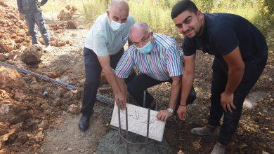 صورة بلدية الطيبة: وضع حجر أساس القاعة الرياضية الجديدة