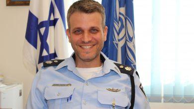 """صورة قائد شرطة الطيبة """" سنعمل بشدة مع كل من سيخالف التعليمات والاغلاق """""""