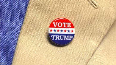 """صورة """"صوتوا لترامب وإلا!"""".. رسالة تهديد تلقاها عشرات الناخبين"""