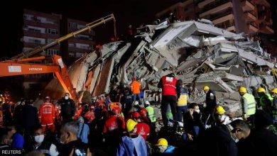 صورة ارتفاع عدد قتلى الزلزال في تركيا