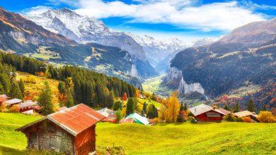 صورة أجمل 10 قرى في العالم