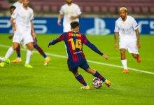 صورة برشلونة يفتتح مشواره في دوري الأبطال بخماسية في شباك فيرينتسفاروش