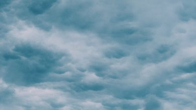 صورة حالة الطقس:انخفاض درجات الحرارة وتوقعات لتساقط امطار