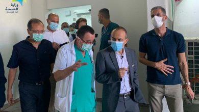 صورة د. إبراهيم حربجي: أجرينا فَحصَين فقط خلال الـ24 ساعة الأخيرة وهذا نذير خطر